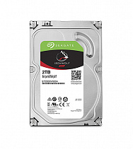 Жесткий диск Seagate IronWolf 2TB 5900RPM 6GB/S 64MB ST2000VN004
